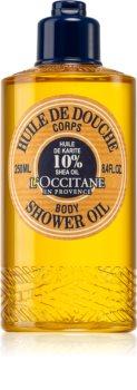 L'Occitane Karité pečující sprchový olej