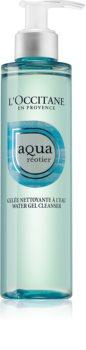 L'Occitane Aqua Réotier feuchtigkeitsspendendes Reinigungsgel