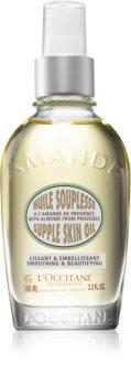 L'Occitane Amande Suple Skin Oil Firming Body Oil