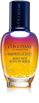 L'Occitane Immortelle Reset Nourishing Anti-Wrinkle Night Serum