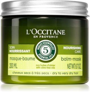 L'Occitane Aromachologie Deep Nourishing Mask For Very Dry Hair