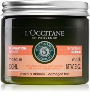 L'Occitane Aromachologie Intense Mask For Damaged Hair