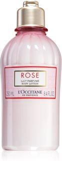 L'Occitane Rose тоалетно мляко за тяло