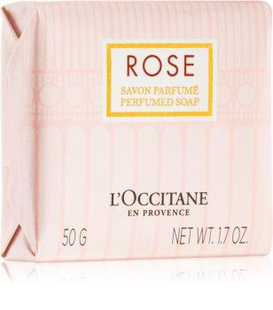 L'Occitane Rose Feinseife