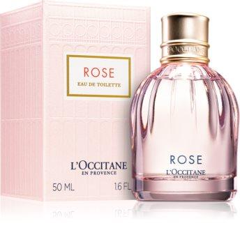 L'Occitane Rose Eau De Toilette Eau de Toilette pentru femei