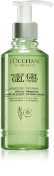 L'Occitane Gel To-Foam Gel Makeup Remover
