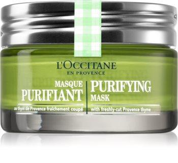 L'Occitane Aqua Réotier Cleansing Face Mask