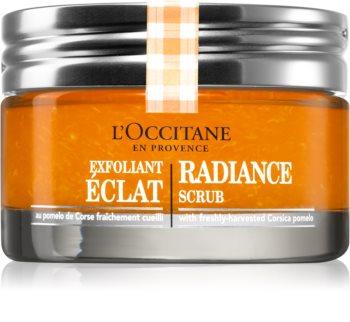 L'Occitane Aqua Réotier Aufhellendes Peeling für alle Hauttypen