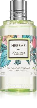 L'Occitane Herbae tusfürdő gél