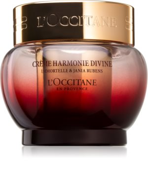 L'Occitane Divine Harmony harmonizirajuća krema za lice s učinkom pomlađivanja