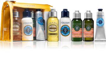 L'Occitane Best of Provence Travel Set (for Body and Hair)