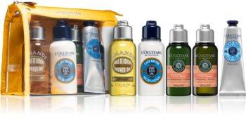 L'Occitane Best of Provence комплект за пътуване (за тяло и коса)
