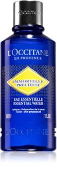 L'Occitane Immortelle hydratační esenciální voda pro suchou pleť
