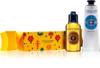 L'Occitane Cracker poklon set (za suhu kožu)