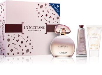 L'Occitane Terre de Lumière darčeková sada Floral (pre ženy) I.