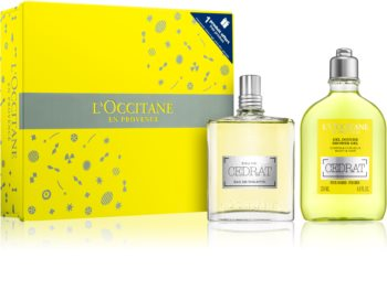 L'Occitane Cedrat Gift Set Citrus (for Men)