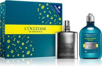 L'Occitane Homme dárková sada pro muže