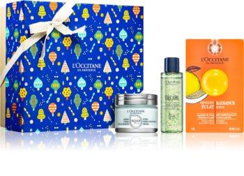 L'Occitane Aqua Réotier Geschenkset (für trockene Haut)