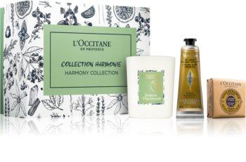 L'Occitane Verveine set cadou Harmony (pentru femei) I.