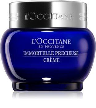 L'Occitane Immortelle Precious Cream cremă pentru față pentru piele normala si uscata