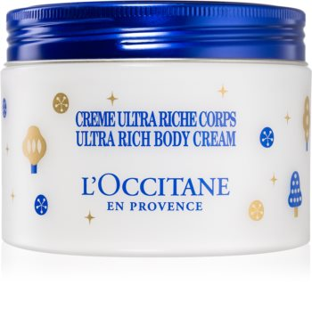L'Occitane Karité tápláló testápoló krém  limitált kiadás