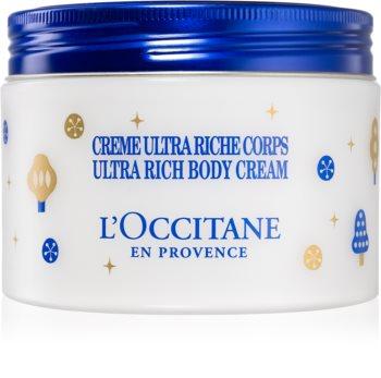 L'Occitane Karité θρεπτική κρέμα σώματος  περιορισμένη έκδοση