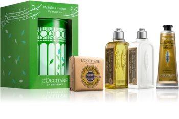 L'Occitane Verveine dárková sada (pro všechny typy pokožky)