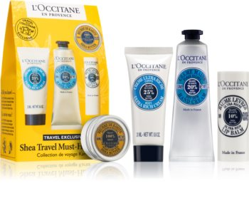 L'Occitane Shea Travel Must-Have Set Travel Set (For Women)