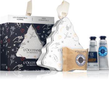 L'Occitane Men Essentials Festive Bauble dárková sada (pro muže)