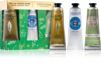 L'Occitane Hand Cream Trio Gift Set (for Hands) I.