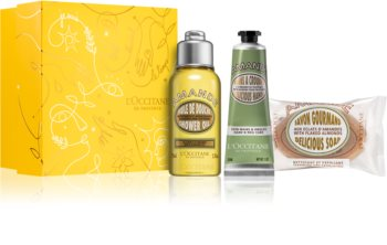 L'Occitane Amande Sweet Discovery Set Gift Set (For Women)