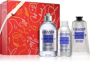 L'Occitane Lavender My Relaxing Ritual Gift Set (For Women)