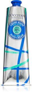 L'Occitane Shea Butter Hand Cream krém na ruce s bambuckým máslem