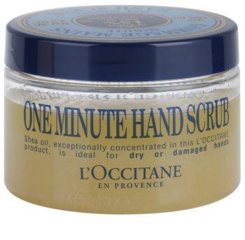 L'Occitane L'Occitane Karité peeling para mãos