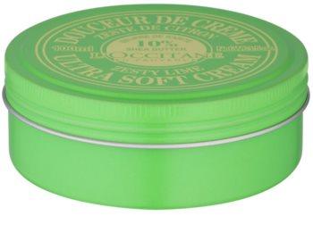 L'Occitane L'Occitane Shea Butter crema corporal suave con lima