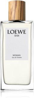 Loewe 001 Woman Eau de Toilette pentru femei