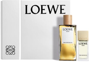 Loewe Aura Pink Magnolia poklon set I. za žene