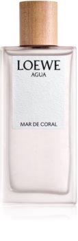 Loewe Agua Mar de Coral Eau de Toilette da donna