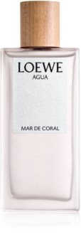 Loewe Agua Mar de Coral Eau de Toilette Naisille