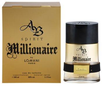 Lomani AB Spirit Millionaire туалетная вода для мужчин