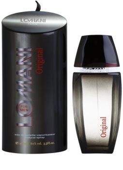 Lomani Original Eau de Toilette para homens 100 ml