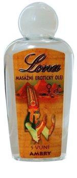 Lona Amber masážní olej