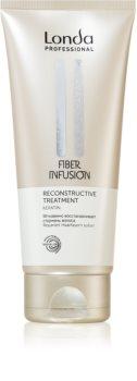 Londa Professional Fibre Infusion obnovující maska pro poškozené vlasy s keratinem