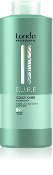 Londa Professional P.U.R.E jemný kondicionér pro suché vlasy