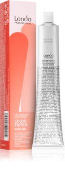 Londa Professional Color Switch semi-permanentní barva na vlasy bez amoniaku