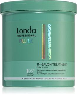 Londa Professional P.U.R.E хидратираща маска за суха и увредена коса