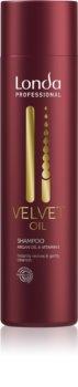 Londa Professional Velvet Oil champô para cabelos seco e normal