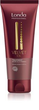 Londa Professional Velvet Oil masca profunda cu ulei de argan