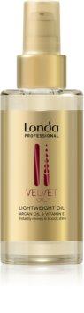 Londa Professional Velvet Oil tápláló olaj hajra
