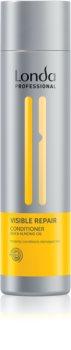 Londa Professional Visible Repair Syväelvyttävä Hoitoaine Hiuksille Kemiallisen Käsittelyn Jälkeen